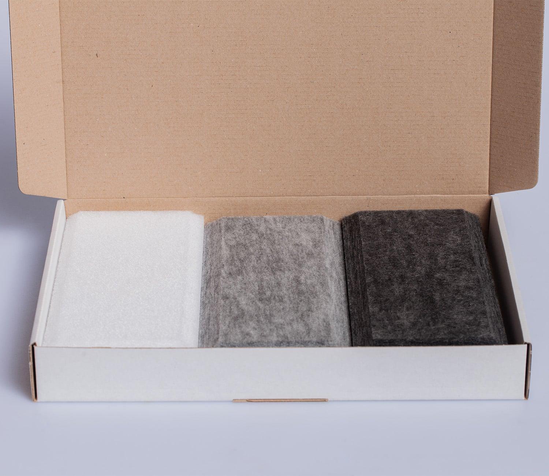 schallabsorber in karton