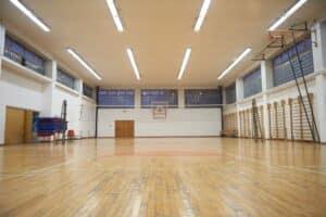 lärmschutz sporthalle